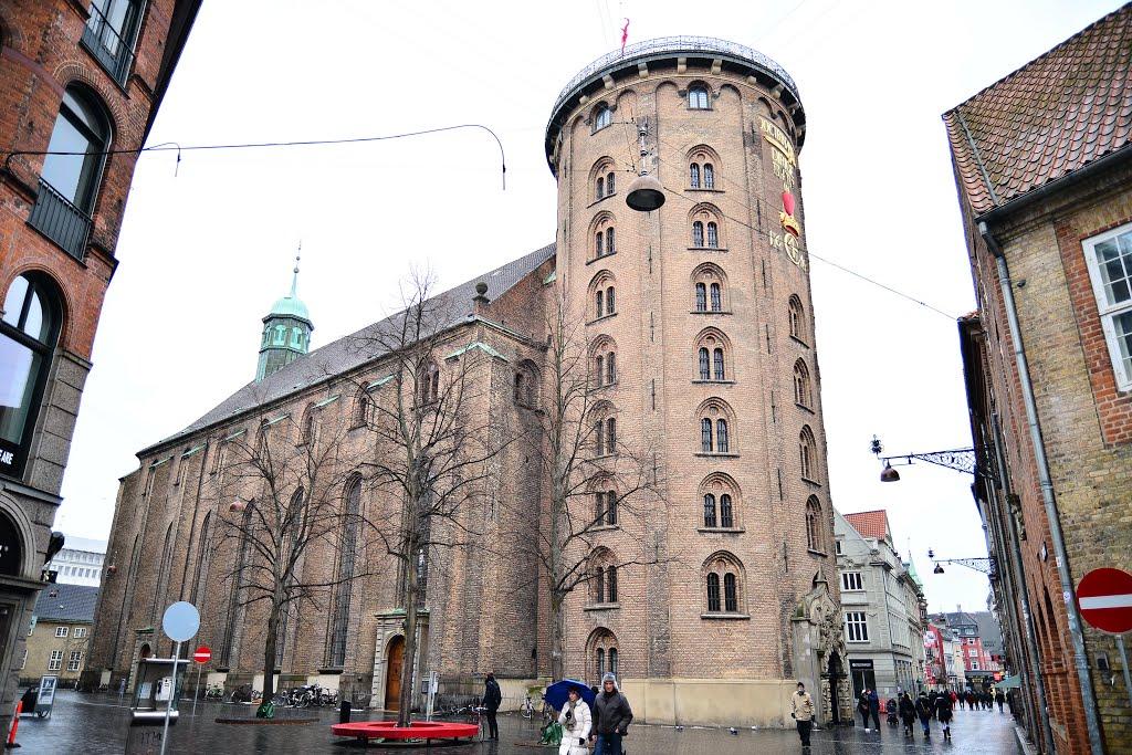 hvor ligger rundetårn